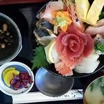 矢吉 - 海鮮丼定食