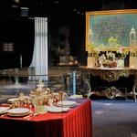 トゥールダルジャン - 美術館のような待合スペース