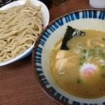 50568810 - つけ麺煮番絞り+大盛 950円