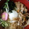 正直家 - 料理写真:きのこおろし蕎麦