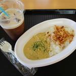 ワン・ツー・ドン - 料理写真:DONカレー 600円