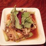 汀の月 - 豆腐ステーキ
