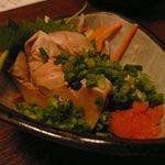 遊食家 闌 - 料理写真:アン肝