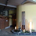 寿司 松岡 - 北側入り口