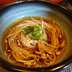 寿司 松岡 - お蕎麦