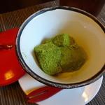 寿司 松岡 - A・Bコースのデザート
