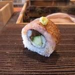 鮨 登喜和 - ノドグロ棒寿司
