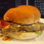 50570952 - ジャンボバーガー(チーズ)