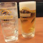 50573146 - チューハイと生ビール