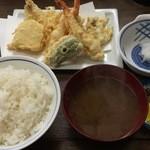 50573705 - 天ぷら定食