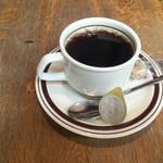 パブリック ハウス - ドリンクセットのホットコーヒー