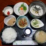 日本料理 琥珀 -