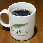 ガイ&ジョーズ ハワイアン スタイル カフェ - コーヒー