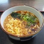 そば太郎 - うどん(350円)