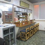 一福 - カウンター席