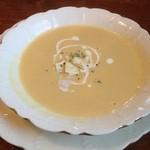ダイニング ララミー - コーンスープ