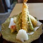 蕎心 - 天ぷら