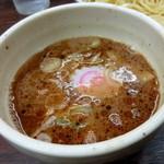 吟太 - つけ麺¥580円(期間限定)