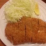 Kitchen Dining 輝 - 熟成ロースかつ定食