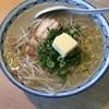 えぞっ子ラーメン - 料理写真:塩バターラーメン