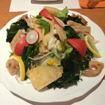 50581168 - 春野菜のサラダ