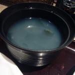 ナゴヤ オイスターバー - スープ