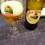 ポルポ - まずはイタリアンビール