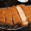 山喜 - 料理写真:豚ロースカツ