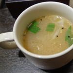 50588108 - 牛鶏薬膳スープ