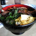 市五郎寿し - 料理写真:アナゴ丼(上 1150円)