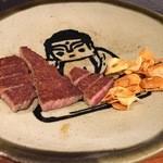 マザース オブ 鎌倉 - 葉山牛ステーキ