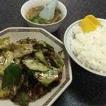 三喜亭 - 回鍋肉