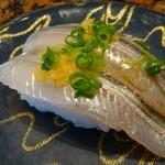 がってん寿司 - 料理写真:さより