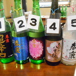 50594762 - 2016.4:5種類を飲み比べ