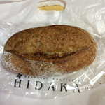 ベッカライ コンディトライ ヒダカ - ドイツの田舎パン   280円