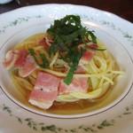 ルドゥーテ - 和風スパゲティ