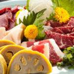 熊本Dining Kitchen 馬刺し 居酒屋 - 料理写真:火の国盛り