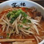 麺屋 茅根 - 辛味噌