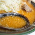 味源 - スープ