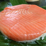 50596352 - 鱒寿司 2段
