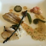 四季彩 MOCCO - メインの魚料理