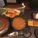 50599914 - 大山鶏の香味ささみステーキ定食