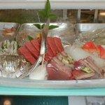 錦寿司 - お造り盛り合わせ