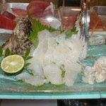 錦寿司 - ほうぼうのお造り
