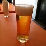 蔭山樓 - やっぱりビールは旨いo(^o^)o