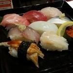 寿司 藤けん鮮魚店 博多阪急 -