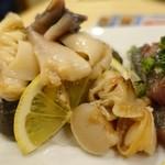 千寿司 - 北寄貝