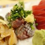 千寿司 - 鯵