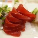 千寿司 - 本鮪赤身
