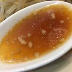 らーめん 浜笑 - 風味の薄い不思議なスープ 2016.5.5 Thu.